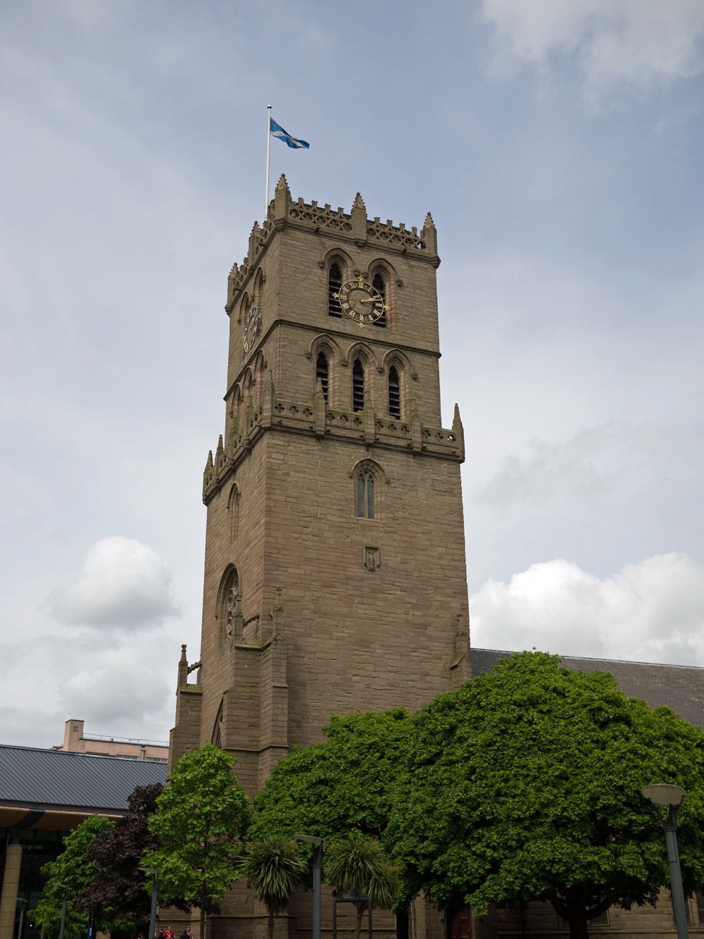 St Marys Tower, Dundee
