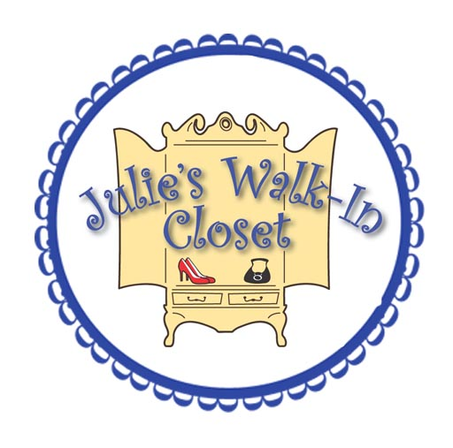 Julie's Walk-In Closet