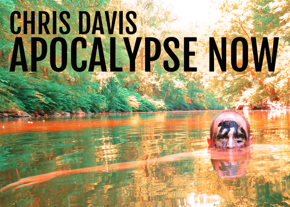 The absurdly funny Chris Davis will make his Baltimore Fringe debut with his one-man Apocalypse Now at Church & Company.