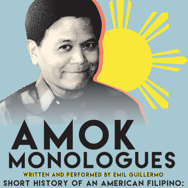Emill Amok Guillermo -  Amok Monologues: All Pucked Up  Can you have an identity crisis when you're invisible?