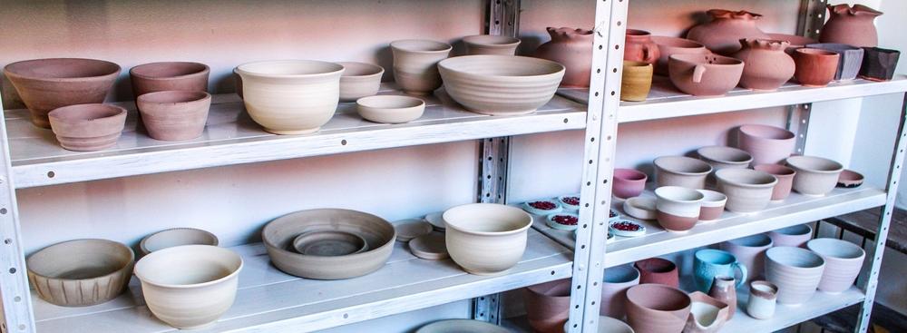 ninth ward nursery at byrdie's pottery april 8