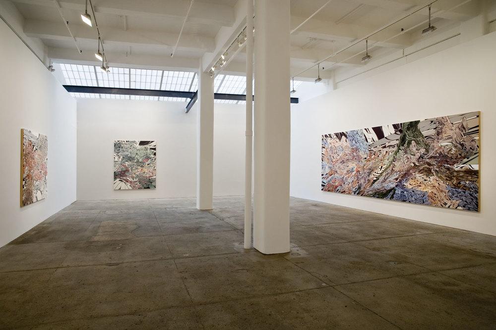 Emilio Perez, 2007    Galerie Lelong, New York