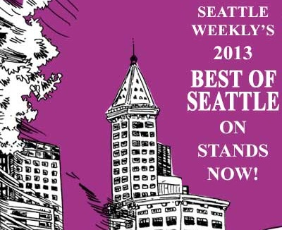 Seattle Weekly Aug 7-13, 2013 Illustration by Joshua Boulet