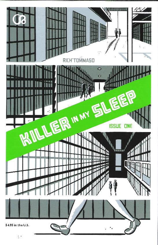 Killer in my Sleep by Rich Tommaso