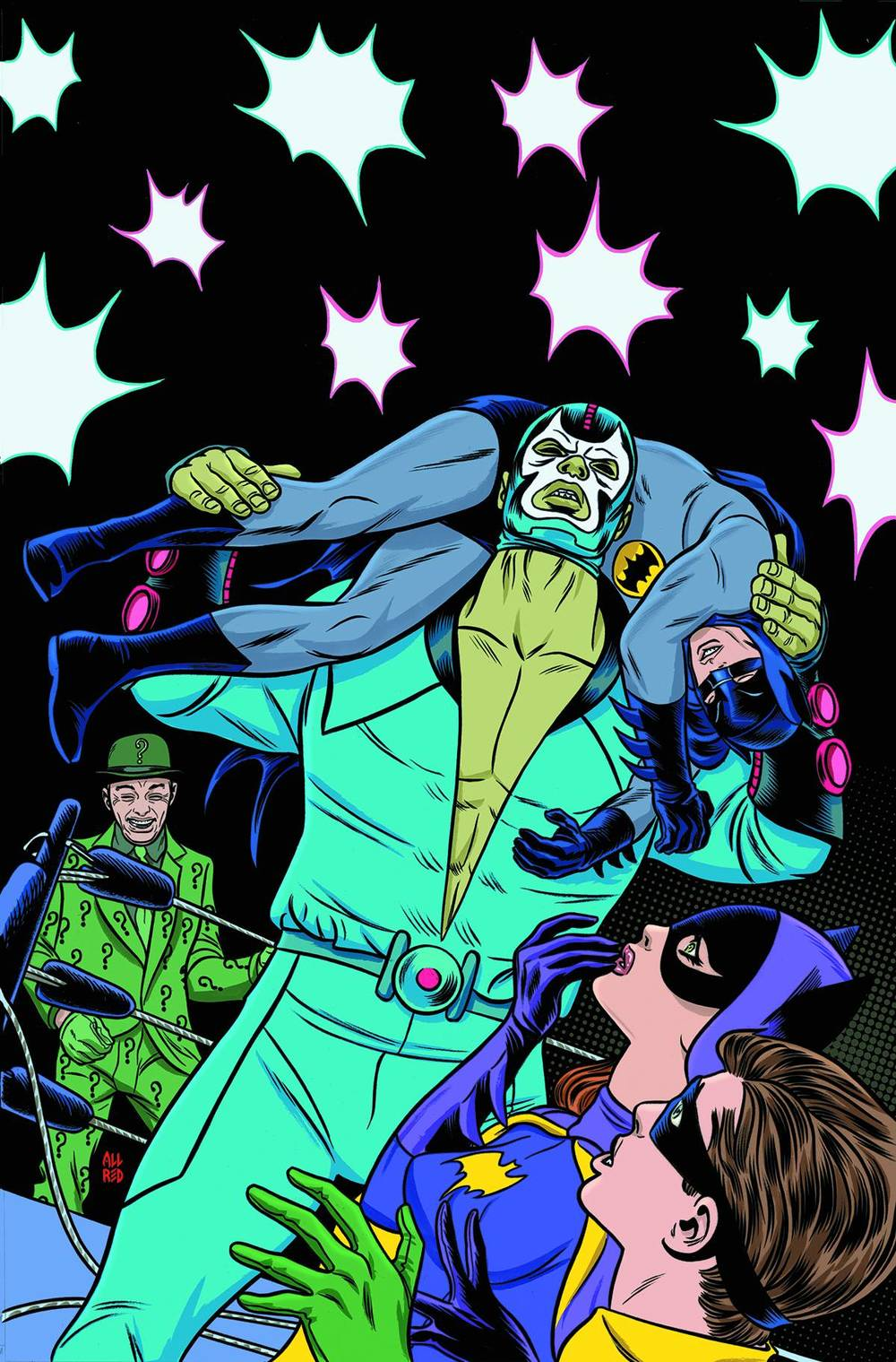 Cover Art by Mike Allred