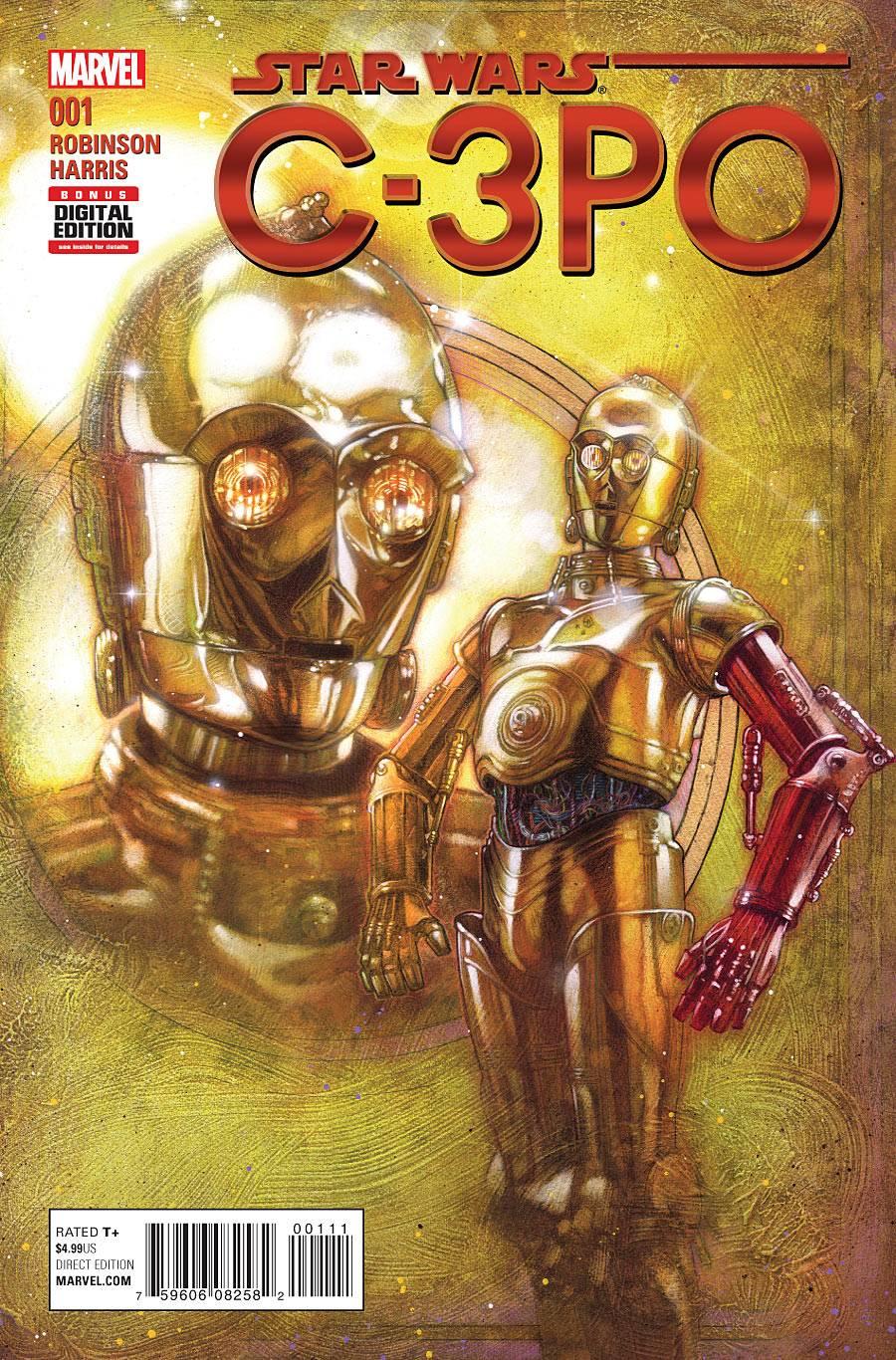 Cover art by Tony Harris