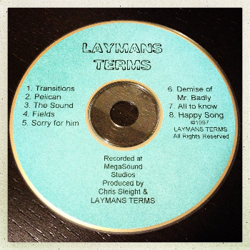 Laymans Terms - Self-Titled released in 1997.  Available for free download via  Bandcamp .