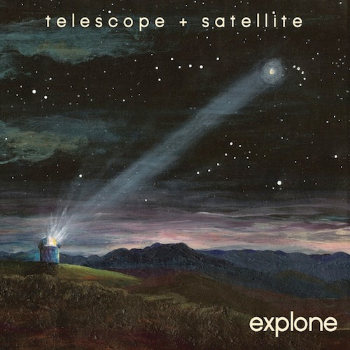 Explone - Telescope + Satellite released in 2012. (guitar)  Available on  iTunes .