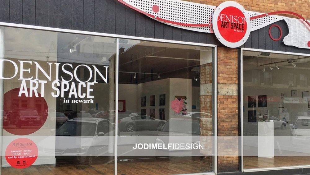 JodiMelfi_SlideShowDenisonArtSpaceSign.jpg