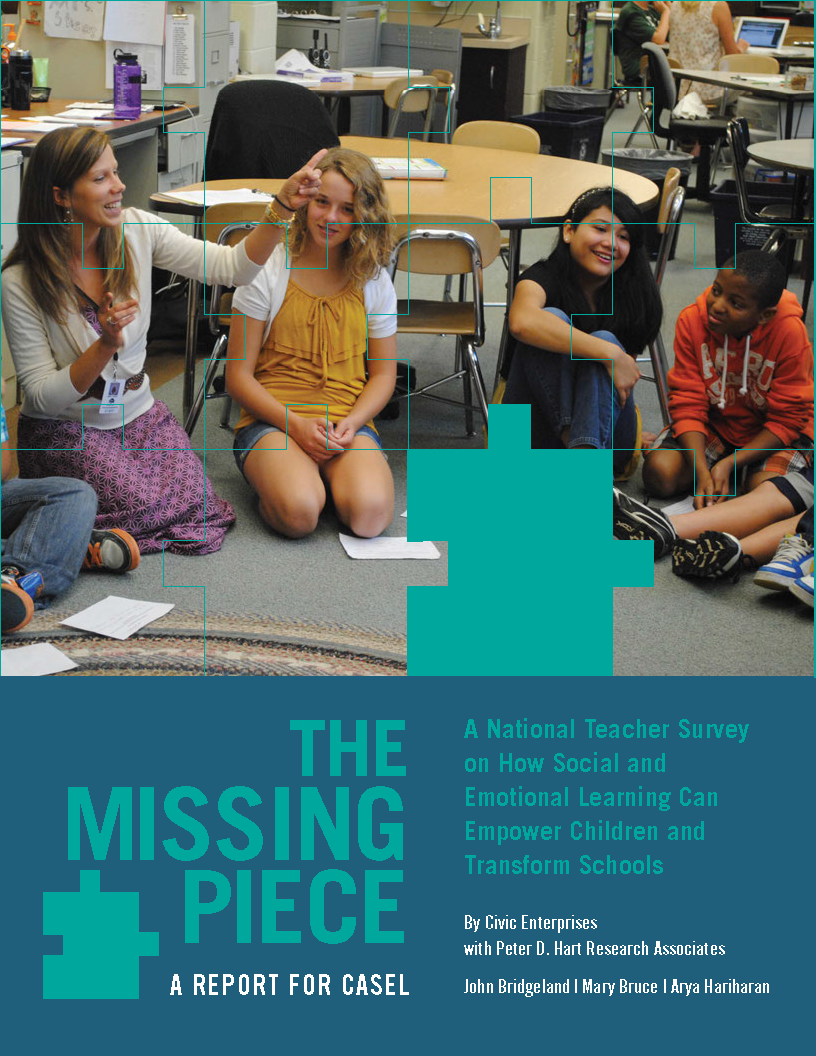 The Missing Piece A National Teacher Survey