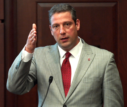 U.S. Rep. Tim Ryan, the original sponsor of the Academic, Social, and Emotional Learning Act of 2013 (HR 1875).