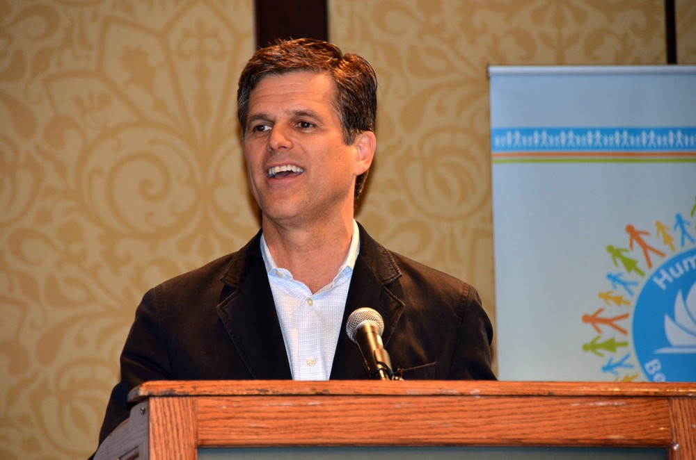 casel board member and ceo of special olympics time shriver gave the opening keynote address.