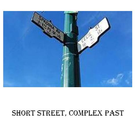 "The Following is a chronological tour complete with photographs and detailed explanation compiled by John Humphrey. This Tour through Cecil Streets history will be done over the next five months so enjoy the story of as John Puts it "" A short Street with a Complex Past."