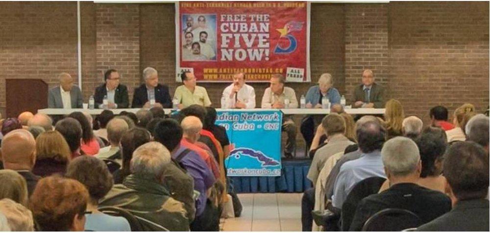 Cuba Solidarity Meeting 2014