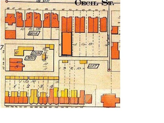 "Goad""s 1924 plan, retouched to show 1936 change]"