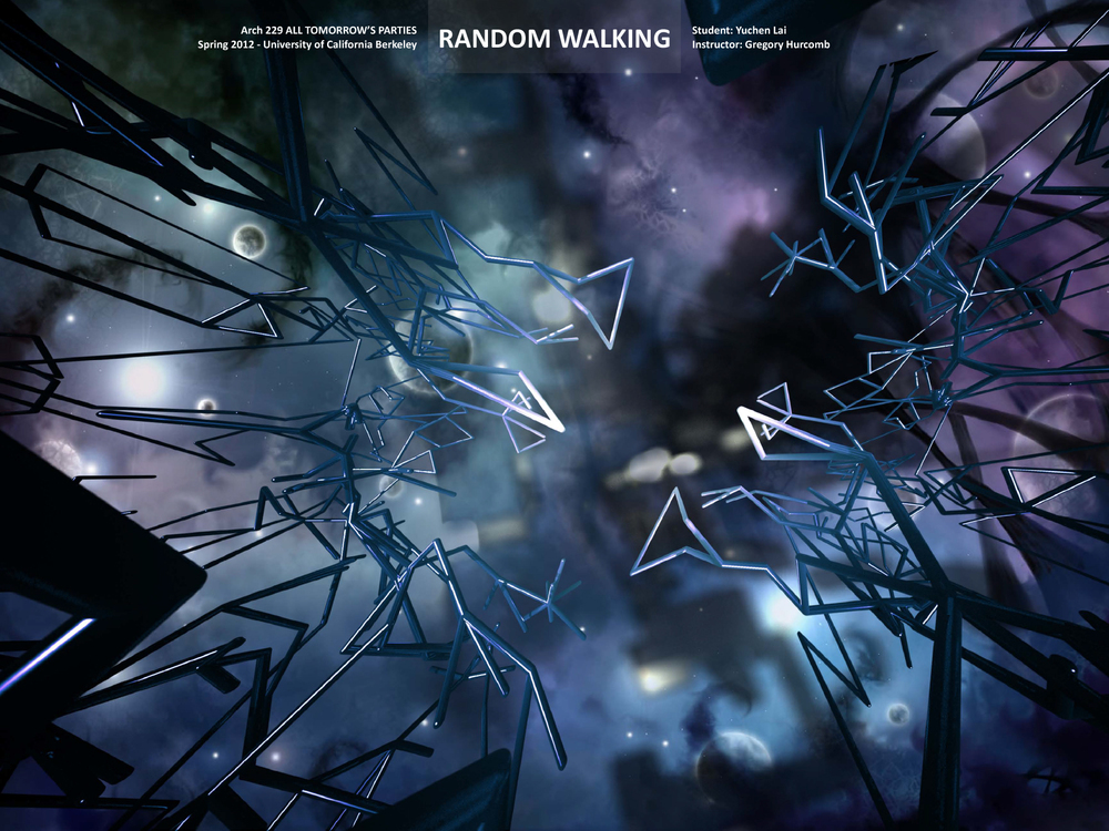 Random Walking, Manifestations, Yuchen Lai