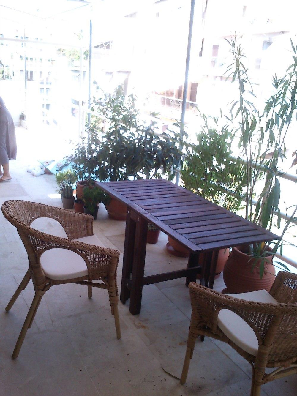 veranda i
