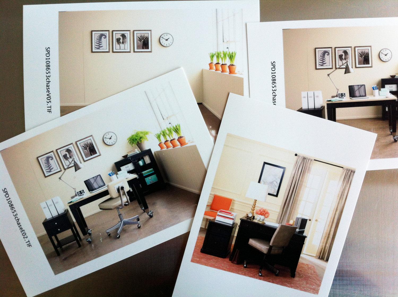 Art Direction: Martha Stewart Home Office Furniture — J Higgins