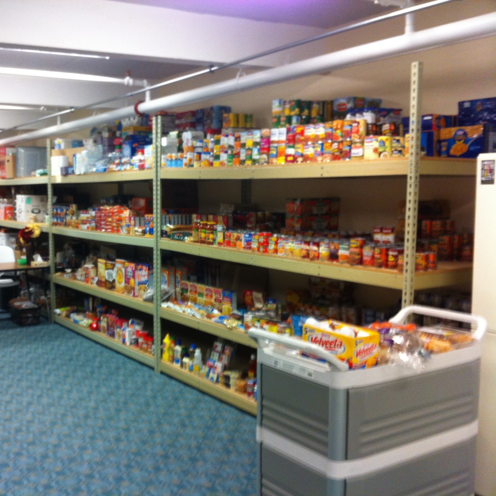 Holy Family Center (Food Pantry)