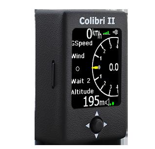 Colibri II - Varioanzeige