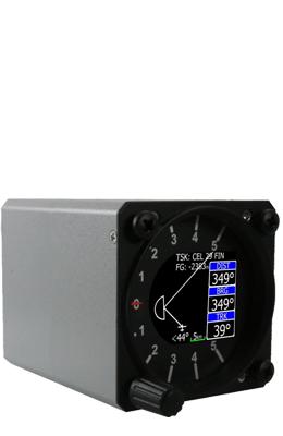 EOS Vario System mit IGC/ENL Logger