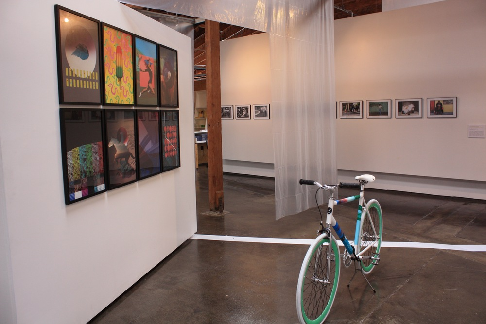 Thanks to Curator Danielle Rago, A+D Museum, Red Bull Sound Select, and Solé Bicycles
