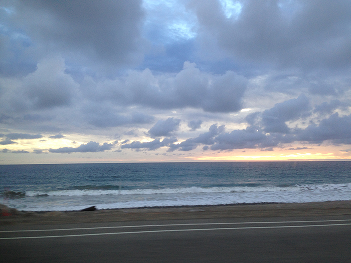 Taken on the Pacific Coast Highway in November 2014.