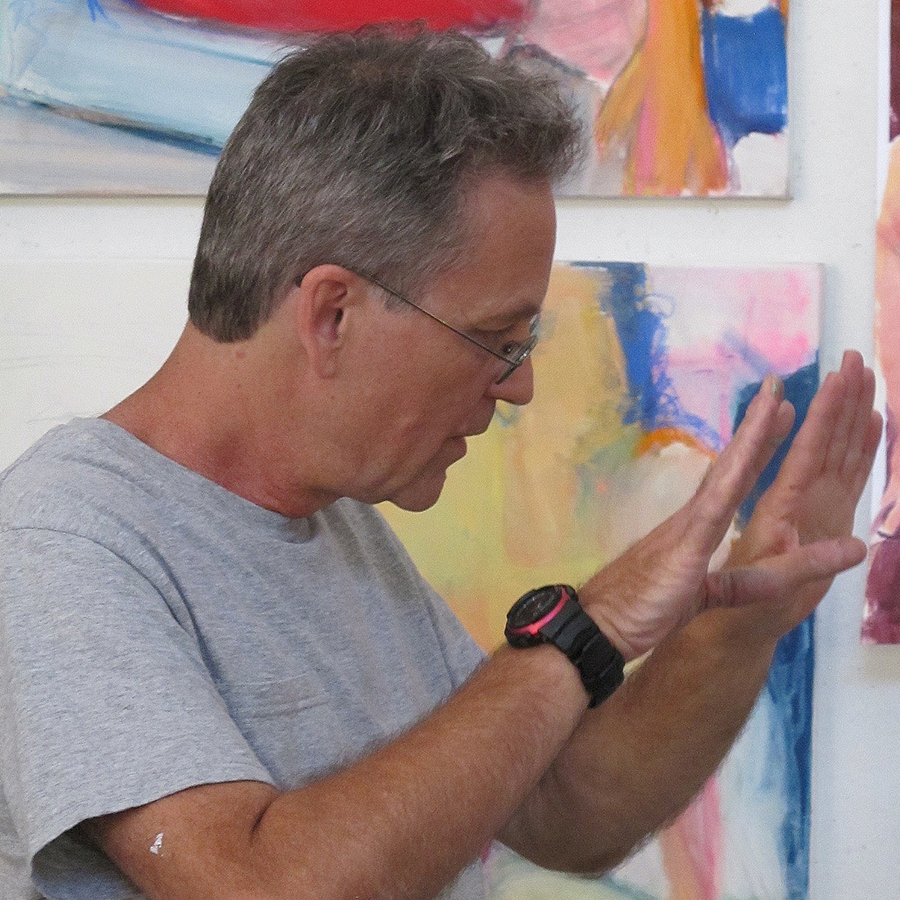 David Limrite | Artist + Teacher