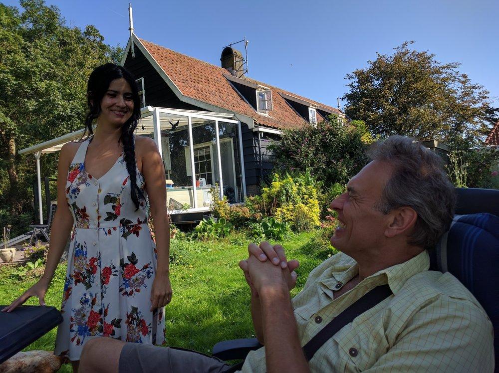 Simon and Geraldine