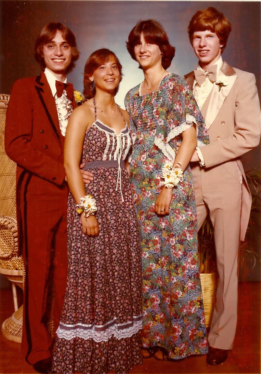 Prom night, 1979.