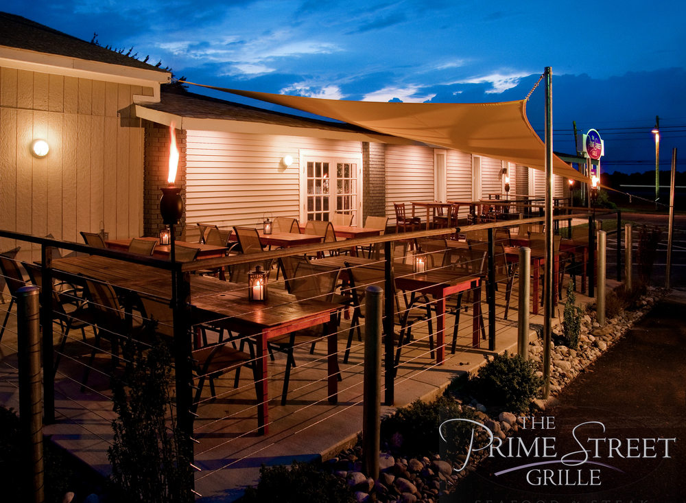 Twilight Photography at The Prime Street Grille