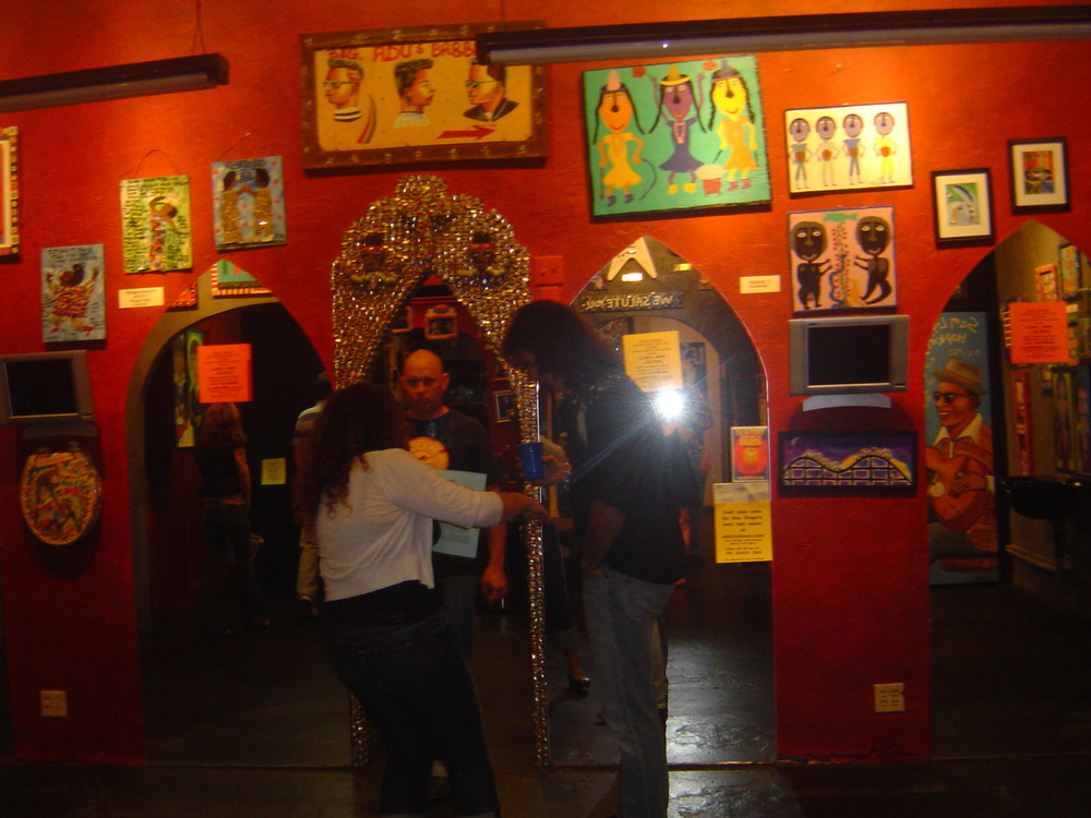 Newport Nights art show