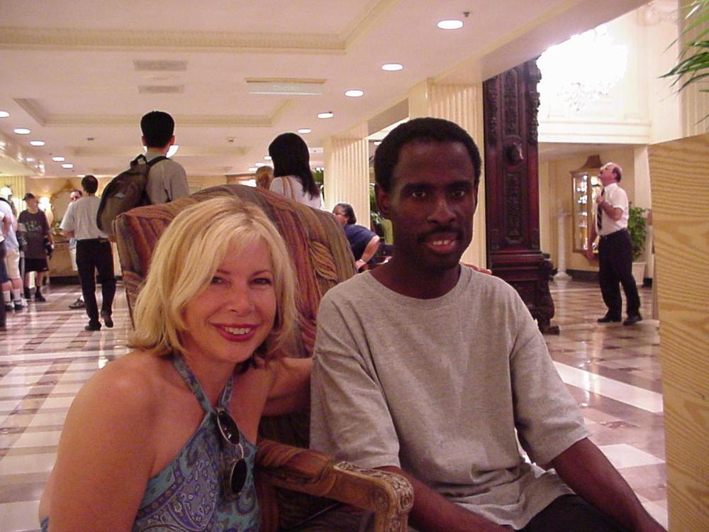 Reggie me 2003
