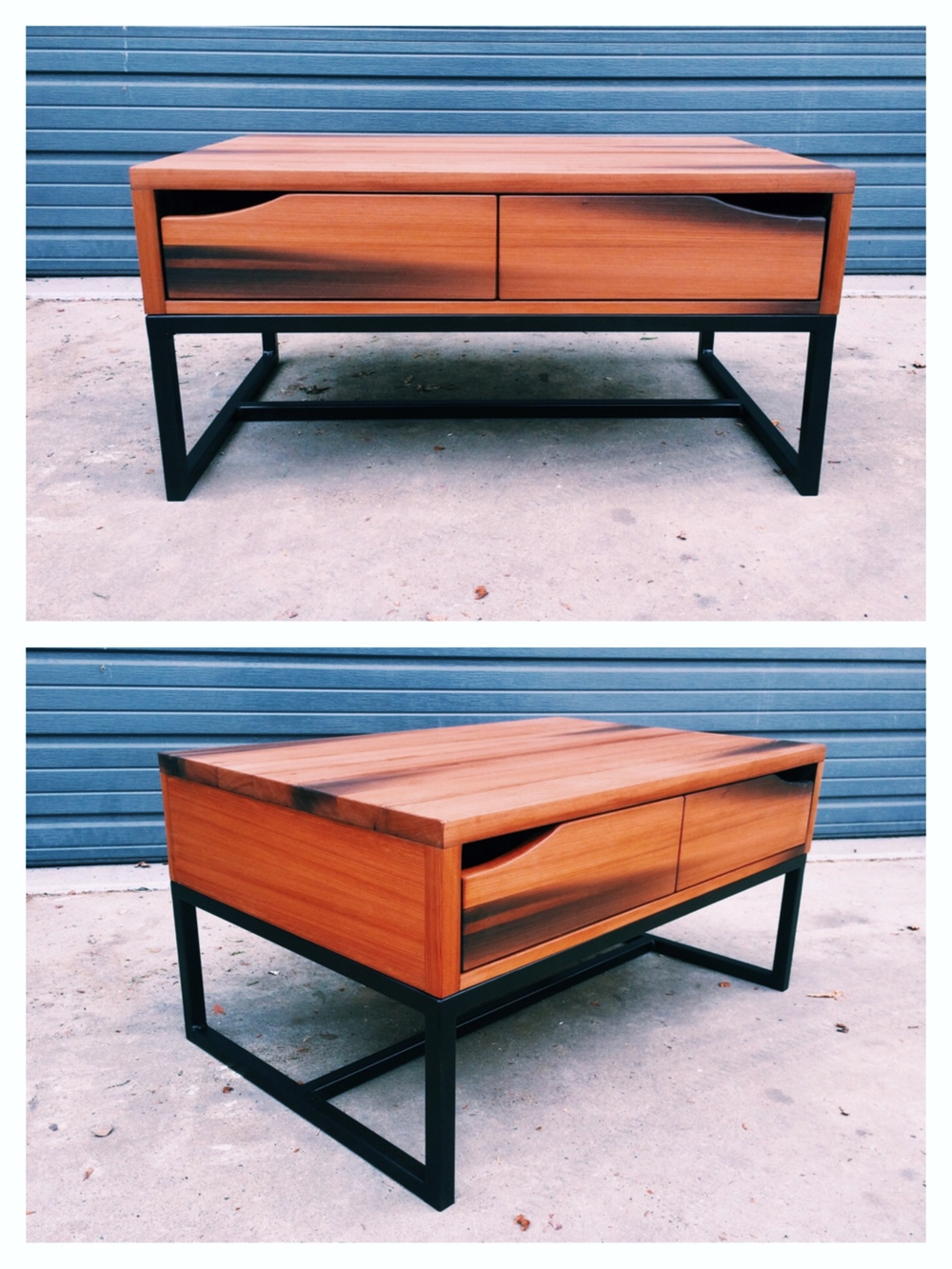 Christ Patton table drawers.JPG
