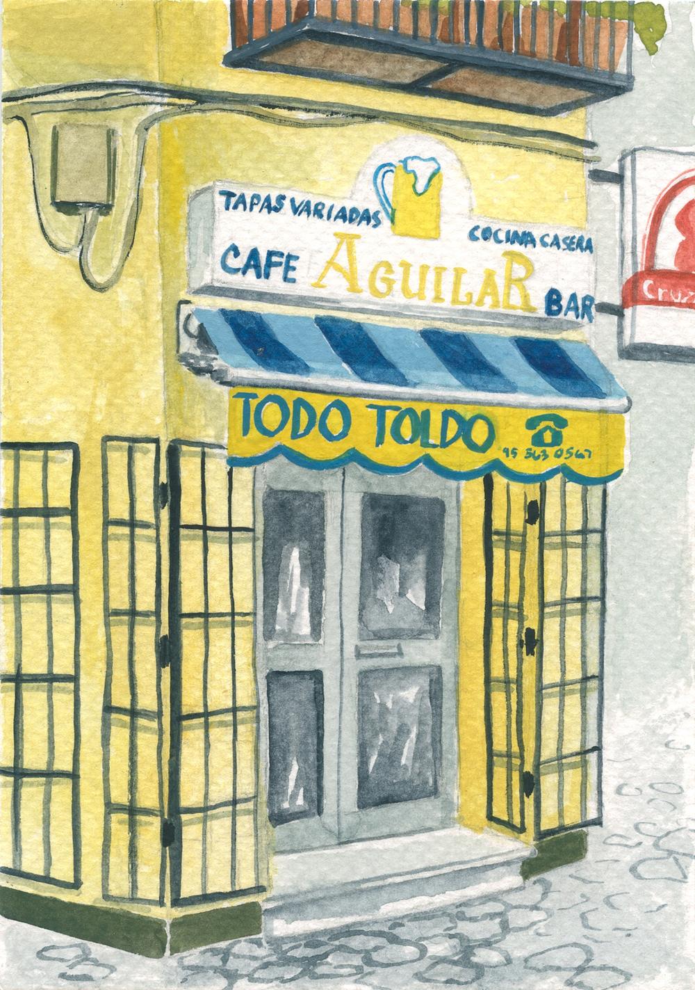 Cafe Aguilar