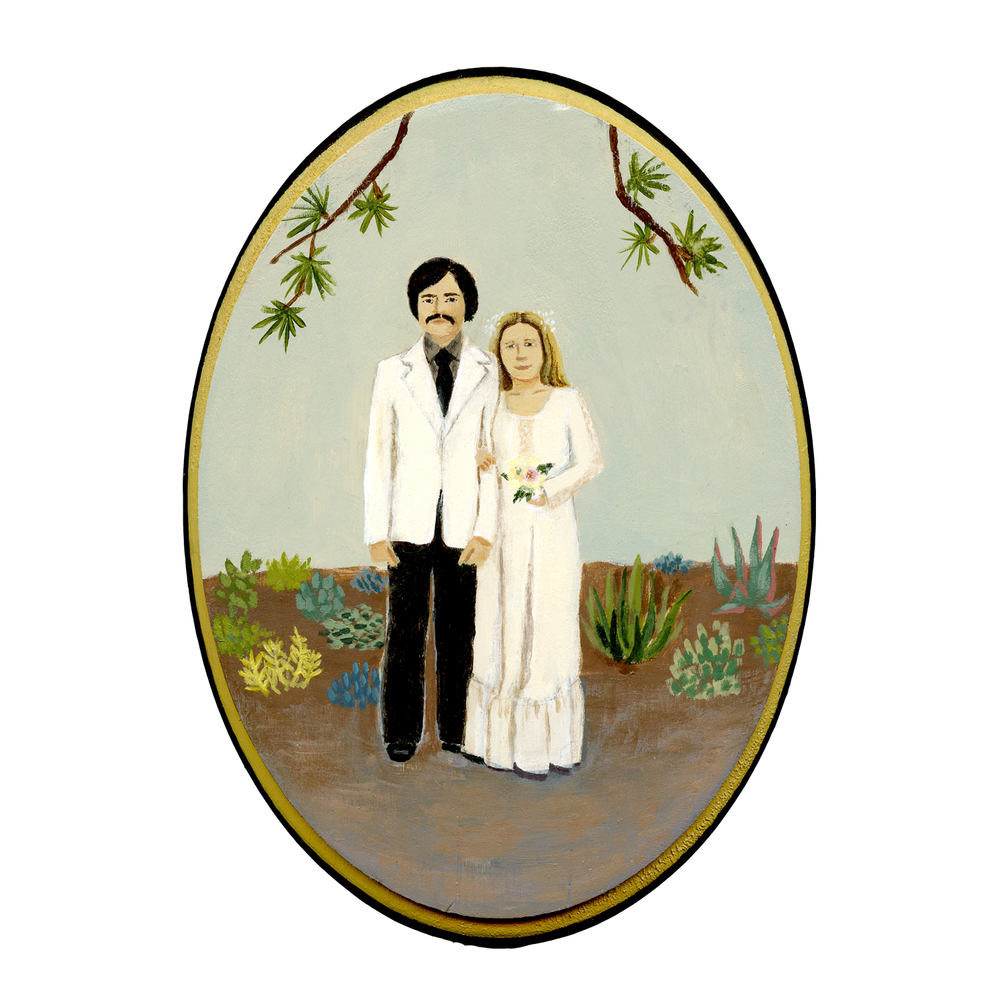 Wedding Anniversary Portrait