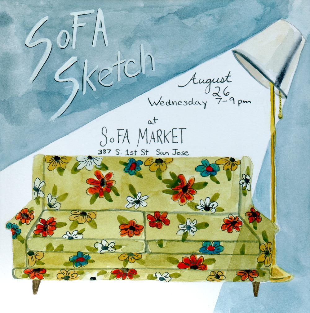 SoFA Sketch August 2015