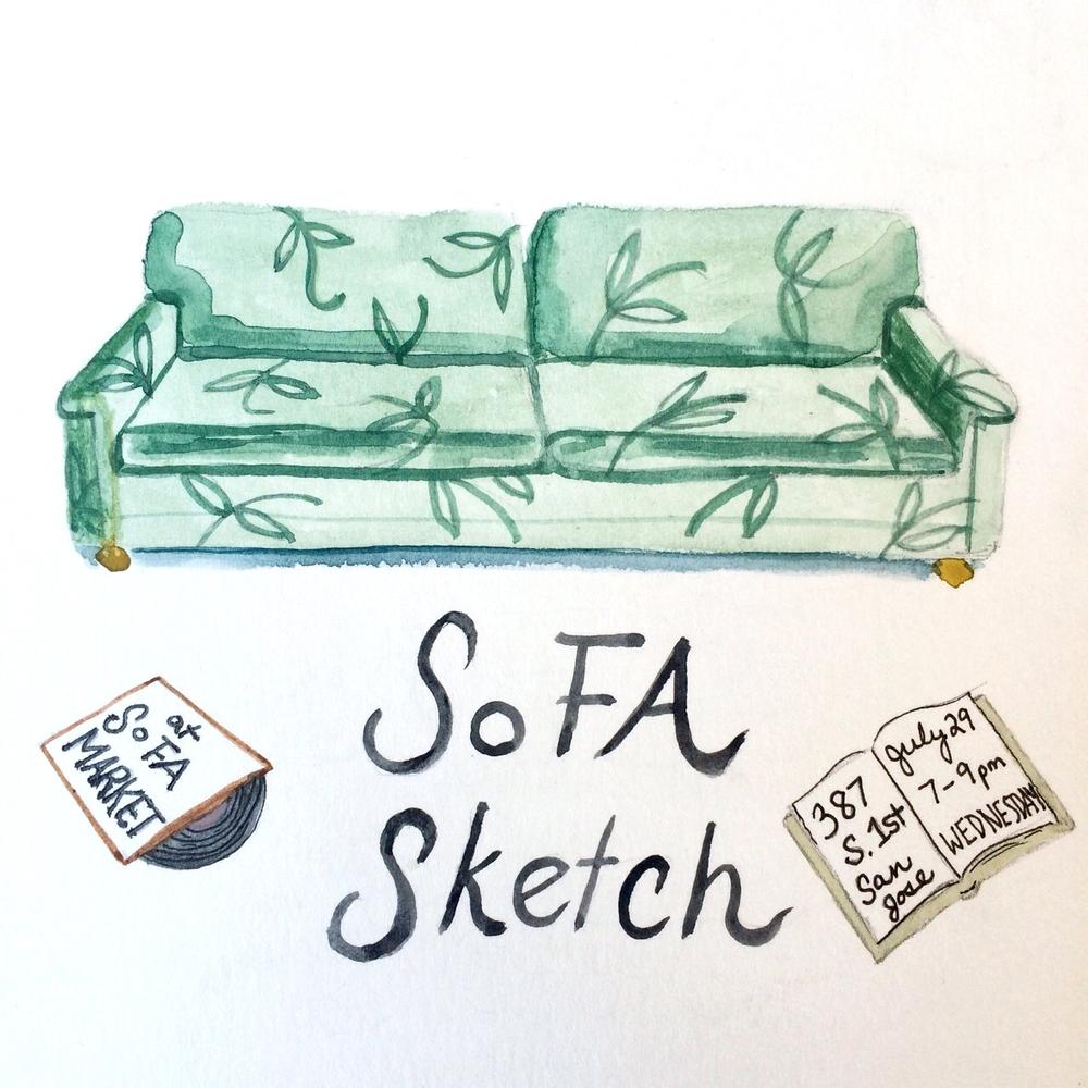 SoFA Sketch July 2015