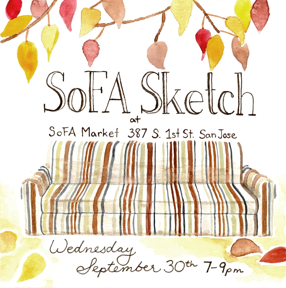 SoFA Sketch September 2015