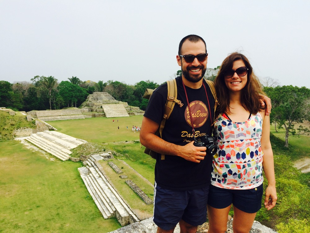 Mayan ruins Altun Ha, Belize