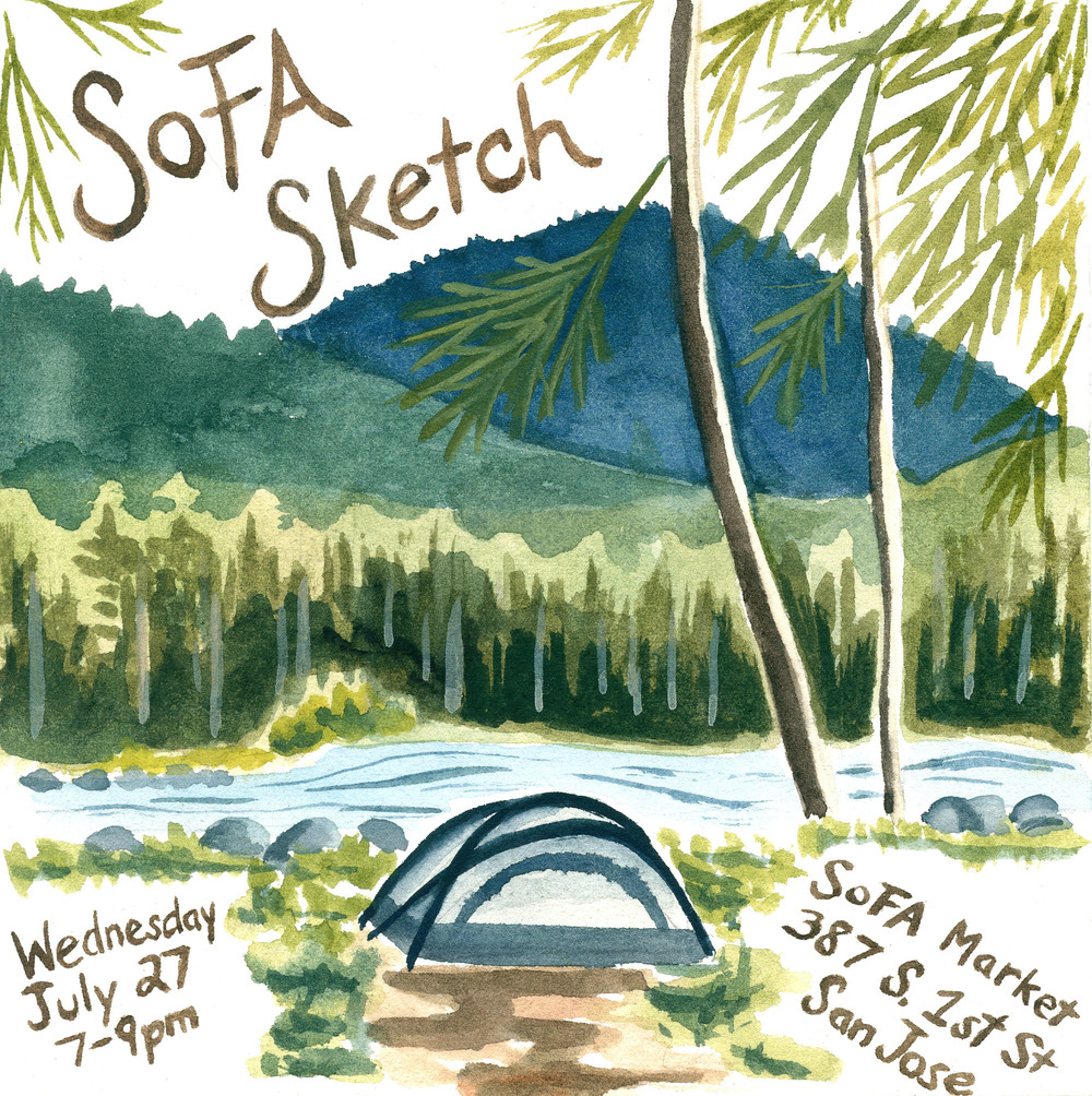 SoFA Sketch July 2016