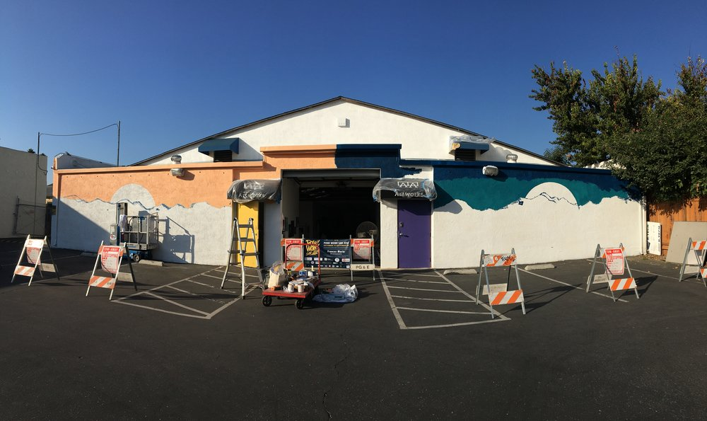 Mural in progress.JPG
