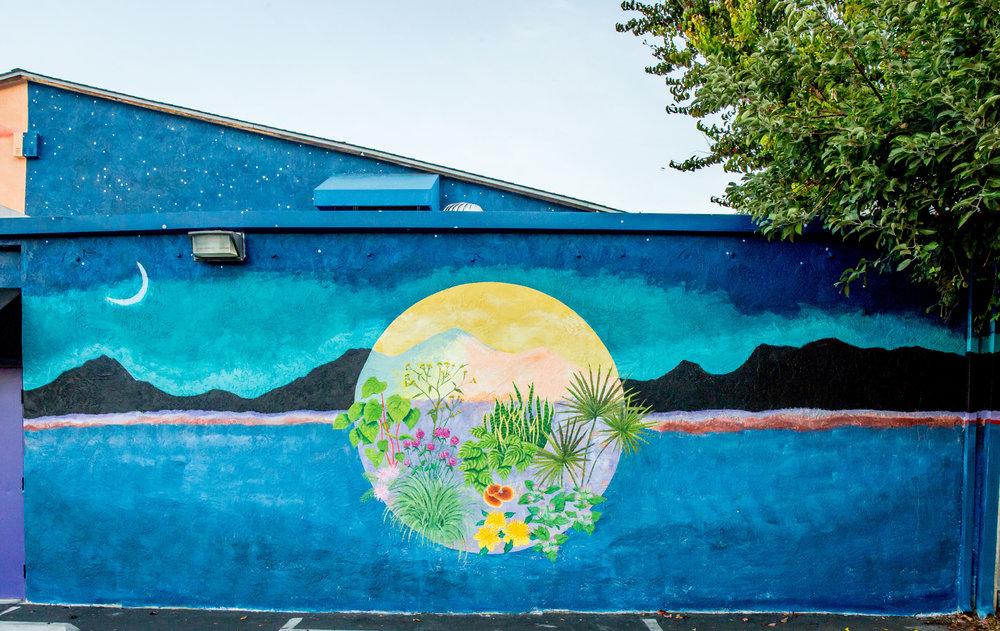 Pow! Wow! San Jose Mural