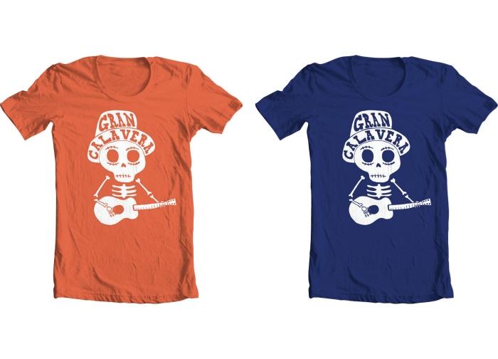 Gran Calavera Shirts