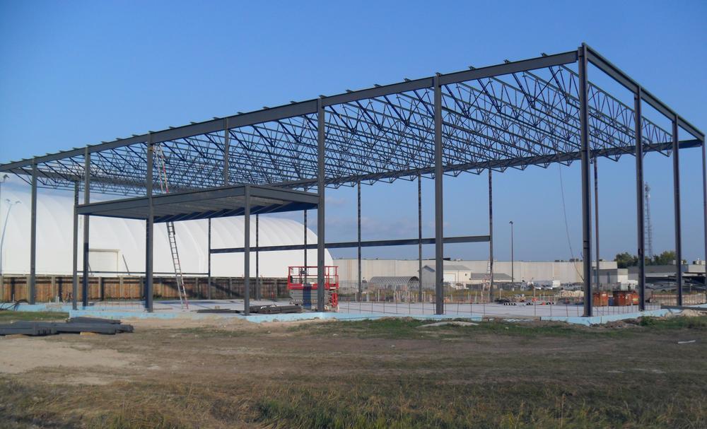 Sanctuary Steel Structure