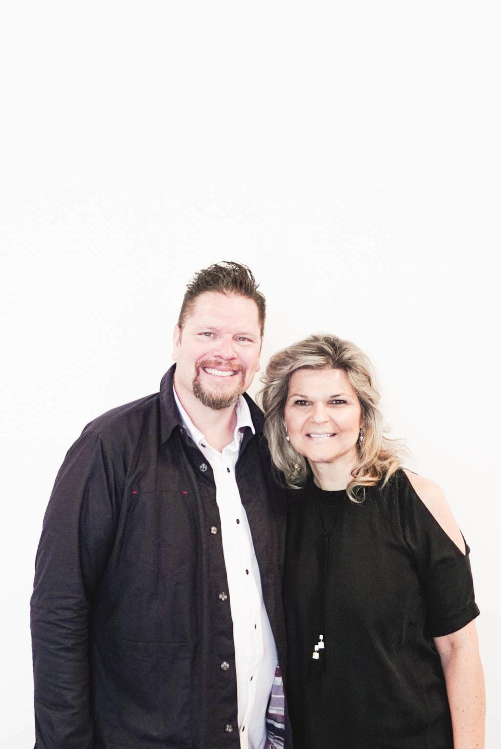Gerry & Sharon Michalski   Lead Pastor
