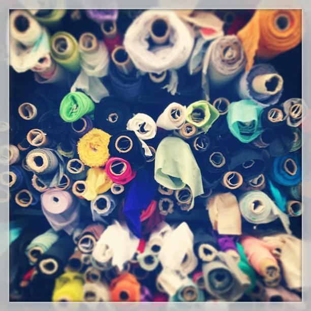 fabricwall
