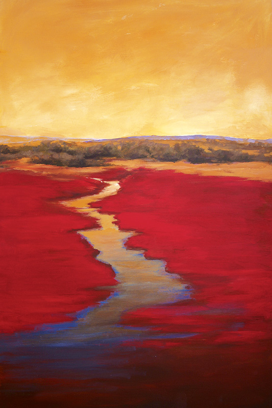 Crimson Watershed I