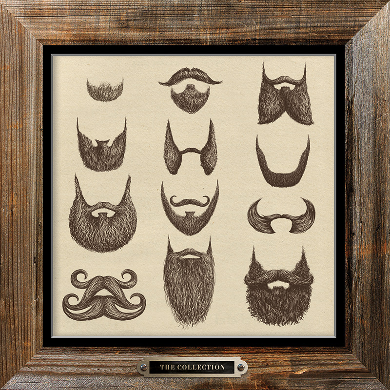 The Art of Facial Hair