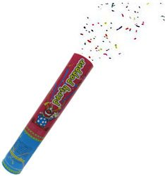 Confetti Poppers. Enough said.